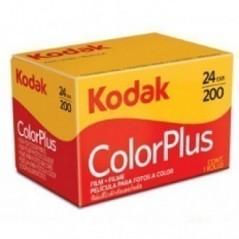 Kodak ColorPlus 200 24 pose pose Pellicola a colori 35 mm