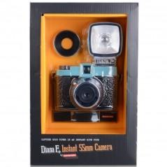 Cuscino personalizzato con foto con retro colorato 39 x 39
