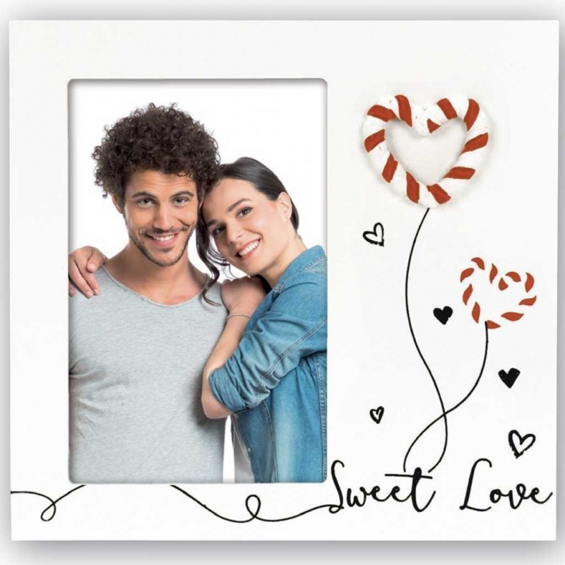 Cornice Fotografica 10x15 Marisol Portafoto verticale sweet love