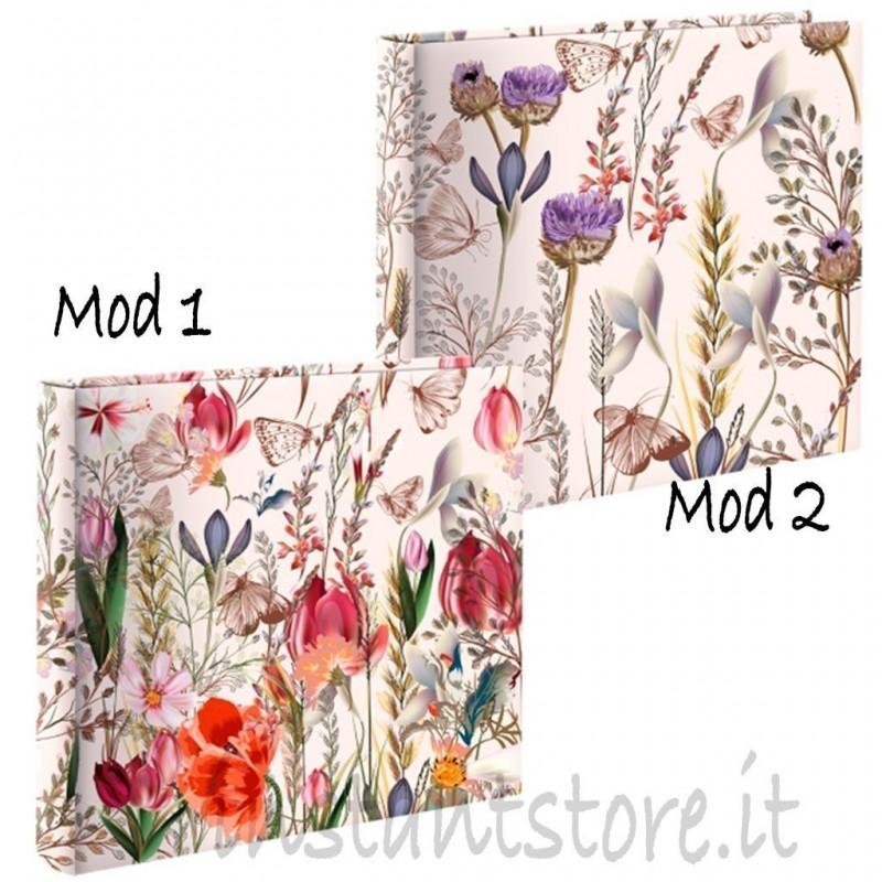 Album Fotografico 200 foto 13x19 13x18 Portafoto Mascagni s480 con memo