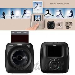 Fuji Instax SQUARE SQ20 Fotocamera Istantanea ibrida formato quadrato