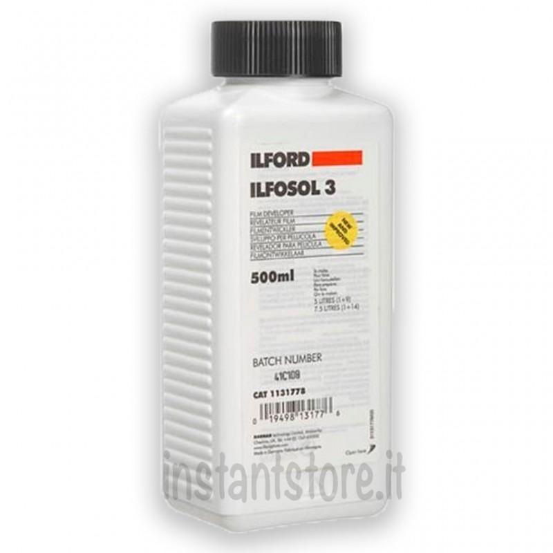 Ilford Ilfsol 3 500ML sviluppo pellicola Bianco e Nero