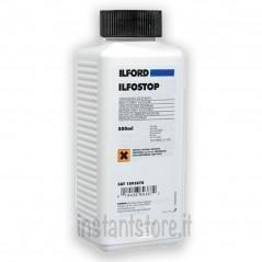 Ilford Ilfostop 500ml bagno di arresto carta e pellicola Bianco e Nero Cat 1893870
