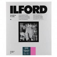 Ilford Multigrade IV RC del Luxe 10 fogli 24x30 carta fotografica lucida