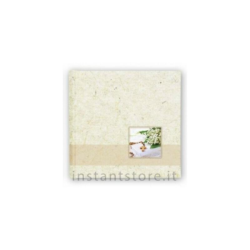 Album classico con velina 20 fogli 31x31 Portafoto Comunione 11