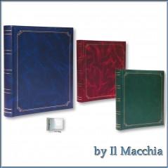Album Fotografico classico 50 fogli 29x31 portafoto rilegatura a libro