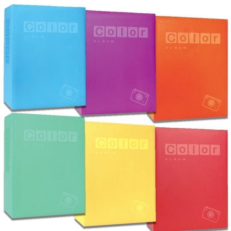 Album Fotografico New Color 100 foto 13x19 13x18 a tasche CL57100