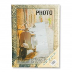 Album Fotografico 100 foto 13x19 13x18 a tasche ph57100 4 fantasie