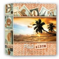 Album Fotografico 200 foto 13x19 13x18 Portafoto Palme jp57200