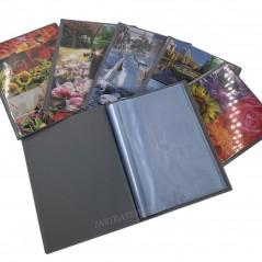 Bundle 12 mini album foto 13x18 a tasche 36 foto cadauno 432 foto copertina morbida