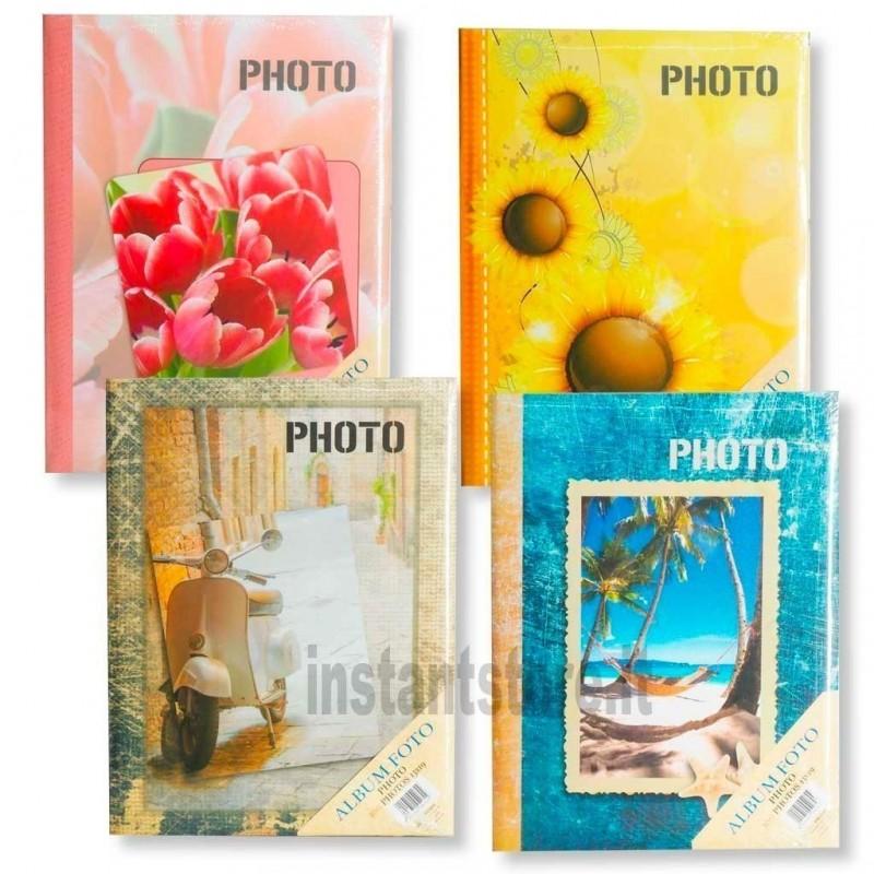 Album Fotografico 100 foto 15x20 15x23 portafoto A tasche ph69100