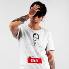 T-Shirt La casa di carta Berlin maglietta La casa de Papel