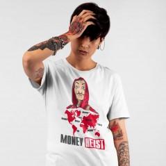 T-Shirt La casa di carta Money Heist maglietta La casa de Papel