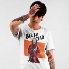 T-Shirt La casa di carta Bella Ciao maglietta La casa de Papel