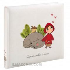 Album Fotografico Classico Mascagni Portafoto Cappuccetto rosso