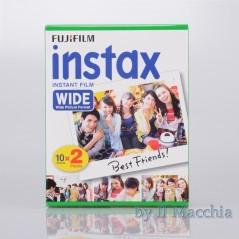 Fuji instax wide 20 foto pellicola Per fujifilm Instax 210 300 100 ecc